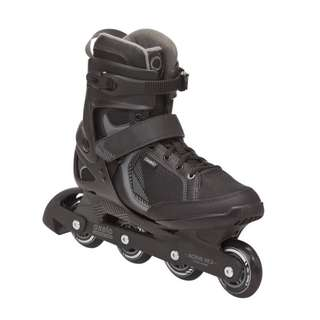 Oxelo Inline Skates, helmet and protective guards (knee, elbow)- never used outside apartment. Size 10.5