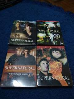 Supernatural Box Set