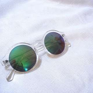 H&M Coachella Round Sunglasses