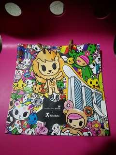 BN Tokidoki Paper Bag