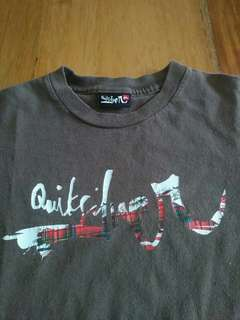 Quiksilver brown shirt for 6-8 yrs old