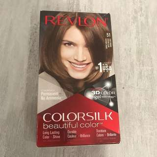 Revlon Colorsilk Hair Dye light brown 51