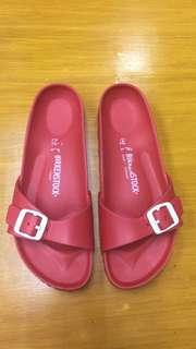 Authentic Birkenstock slipper