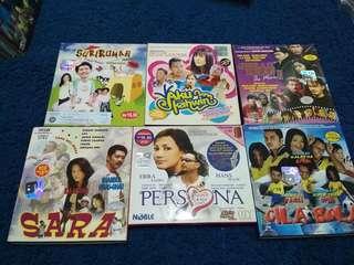 VCD Movies Melayu
