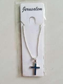 土耳奇十字架頸鏈