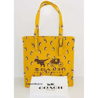 [NEW] Coach Rexy and Carriage Tote