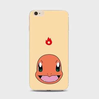Charmander Soft iPhone Case Pokemon