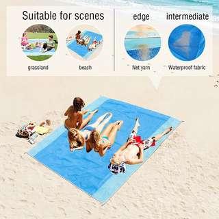 漏沙海灘墊 Sandless Sand Free Mat