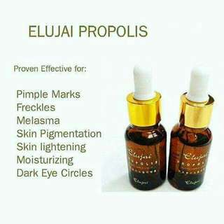 Elujia propolis myrrh ample light
