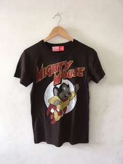 Mighty Mouse Tees