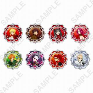 [PO] Fate EXTRA Last Encore Clear Stained Charm