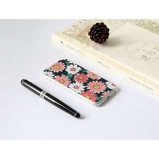 Floral Soft iPhone Case
