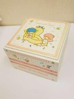 Sanrio Little Twin Star 精緻木盒(絕版)