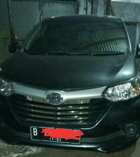 Jual Avanza type E.warna grey.