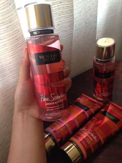 Victoria's Secret perfume and lotion