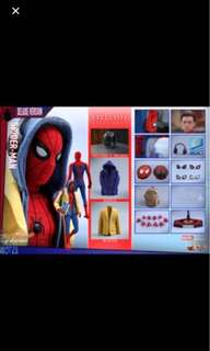 徵 Hottoys Hot toys Spider-Man Spiderman MMS 426