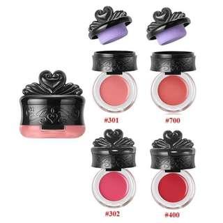 Anna Sui Rose Cheek Cream Color