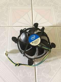 intel cpu fan LGA1150原裝散熱器