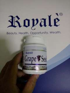 ROYALE Grape Seed Extract