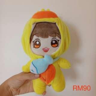 EXO Chanyeol doll