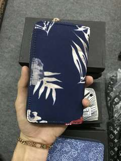 Herschel Zipper Long Wallet