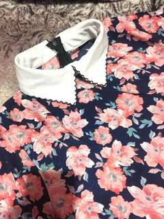 REPRICED!!! Floral Blouse