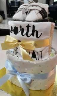 Customised Baby Diapercake