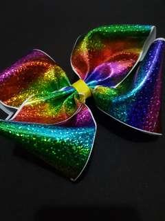 Jojo siwa inspired hairbow