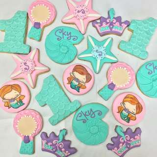 customized sugar cookies