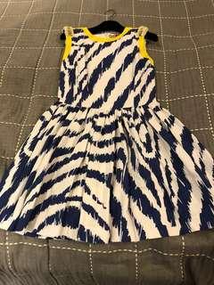 MSGM summer embellished dress