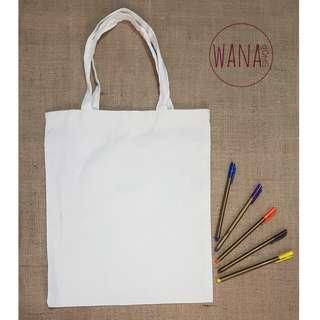 Tote Katsa/Katcha/Canvas Bag