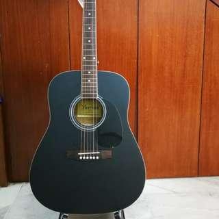 Acoustic guitar morrison