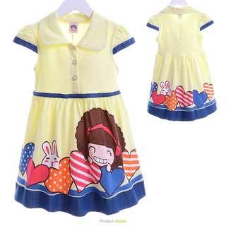 Girl's Summer Dress KD9031