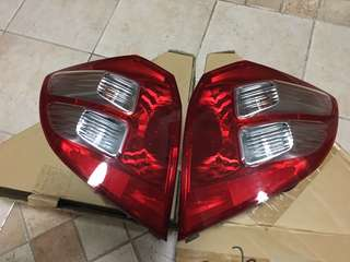 Honda Fit Jazz GE6 original tail lamps