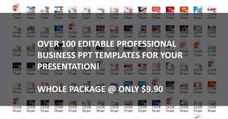 *EDITABLE PROFESSIONAL PPT TEMPLATES*