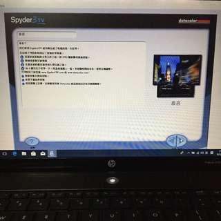 Spyder 3 TV 影像色彩調整器