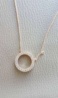 Pandora Rosegold Necklace