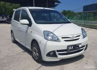 PERODUA VIVA 850 MANUAL (SAMBUNG BAYAR)
