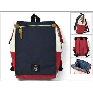 Flap Backpack Anello