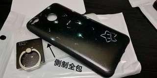 紅米 4X 星星 保護殼 手機殼 連同款指環
