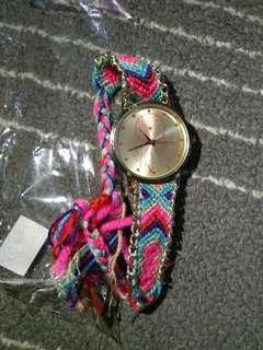Jam tangan tali dreamcatcher
