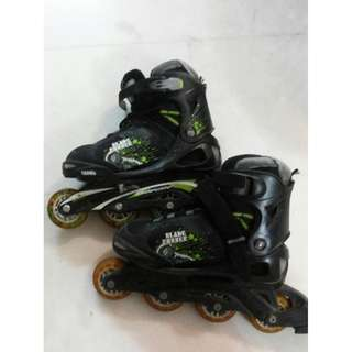 roller inline skates blades bike bicycle Excellent condition Size 5 to 8