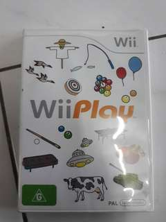 Game Wii Play
