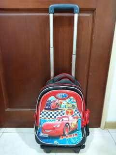 🚚 麥坤拉桿兒童行李箱