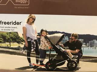 Ridealong Scooter -Mountain Buggy Freerider