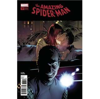 "the AMAZING SPIDER-MAN #797 (2018) ""Go Down Swinging"" Variant"