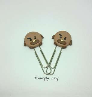 Shooky Bookmark/Paperclip