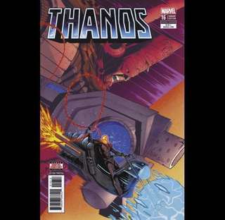 "THANOS #16 (2018) ""Thanos Wins"" Variant"