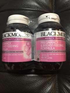 Blackmores pregnancy and breastfeeding