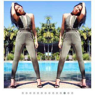 Multiway Jumpsuit, Size 10 - Can Fit Bigger Or Smaller Depending On Style